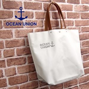 全4色 横浜帆布鞄 × OCEAN UNION  ボート グランデ トート バッグ 送料無料|generalstore-y