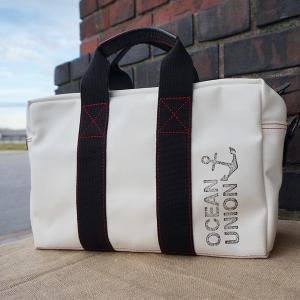 ショルダー バッグ 横浜帆布鞄×OCEAN UNION アヴィエイターズ キット バッグ(1/2 S)|generalstore-y