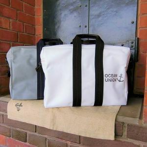 全4色 横浜帆布鞄×OCEAN UNION アヴィエイターズ キット バッグ 2/3 Slim ショルダー バッグ 送料無料 |generalstore-y