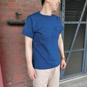 メール便送料無料  SUGAR CANE (シュガーケーン) FICTION ROMANCE 半袖 カットソー (SC77948) Tシャツ メンズ クルーネック|generalstore-y