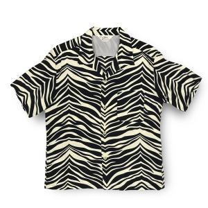 シャツ メンズ STAR OF HOLLYWOOD(スターオブハリウッド) 半袖オープンシャツ