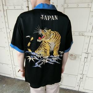 シャツ  メンズ 半袖 スカシャツ TAILOR TOYO 東洋テーラー S/S SUKA RAYON SHIRT