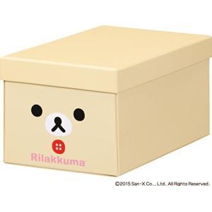 キングジム リラックマ折りたたみ収納ボックス S 4065RK コリラックマ genieweb