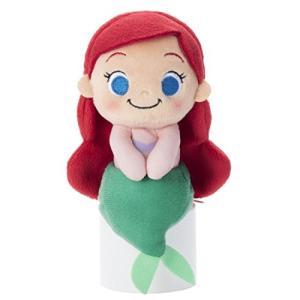 ディズニーキャラクター ちょっこりさん アリエル ぬいぐるみ 高さ約13cm