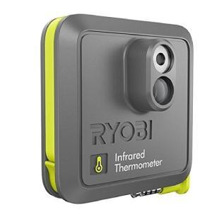 Ryobi スマートフォン用赤外線放射温度計 ES2000 iPhone( アイフォーン ) Android( アンドロイド ) どちらでも使えます! genieweb