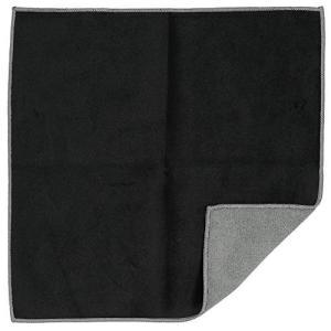 巻くだけでくっつく新世代・風呂敷! イージーラッパー L(470×470ミリ) ブラック JHT9576-LBL genieweb