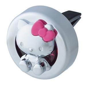 セイワ(SEIWA) 車用 芳香剤 ハローキティ ACフレグランス2 エアコン取り付け型 スウィートフローラル (フローラル系の香り) 3.5ml K genieweb