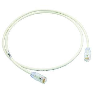 パンドウイット LANケーブル CAT6A 超極細 プロ仕様 30m オフホワイト UTP28X30M genieweb