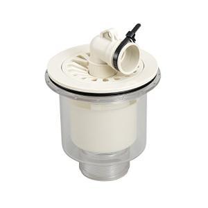 サヌキ 洗濯機防水パン 排水トラップ 樹脂製タイプ 縦排水 CT-T genieweb