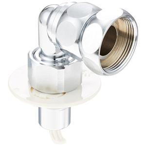 SANEI 洗濯機用ニップル 自動止水機能付き カップリング水栓・万能ホーム水栓・自在水栓用 PY1230-40TVX genieweb