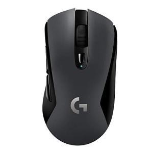 Logicool G ゲーミングマウス ワイヤレス G603 ブラック LIGHTSPEED 無線 ...