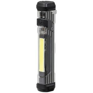 GENTOS(ジェントス) COB(発光面) LED ライト 【明るさ140ルーメン/実用点灯20時間】 単3形電池2本使用 ワンズ OZ-132D|genieweb