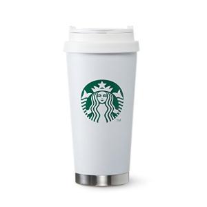 Starbucks coffee スターバックス ステンレス ToGoロゴタンブラーマットホワイト ...