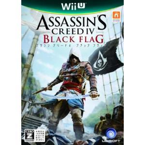 アサシン クリード4 ブラック フラッグ - Wii U|genieweb