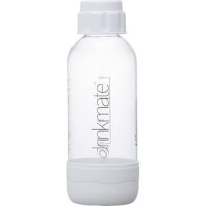 [ドリンクメイト] 炭酸水メーカー 専用ボトル Sサイズ 580ml (ホワイト) DRM0021|genieweb
