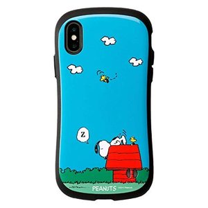 iFace First Class スヌーピー PEANUTS iPhone XS/X ケース [犬...