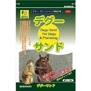 SAK410デグーサンド おまとめセット【6個】|genieweb