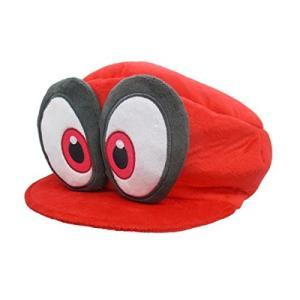 スーパーマリオ SUPERMARIO ODYSSEY キャッピー(マリオの帽子)  ぬいぐるみ  全...