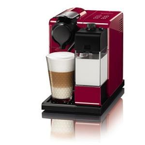 ネスプレッソ コーヒーメーカー ラティシマ・タッチ レッド F511RE