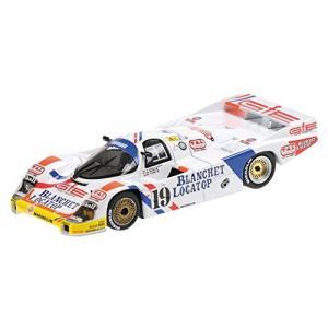 PMA 1/43 ポルシェ 956L Le Mans 1986#19 Boutsen/Theys/Ferte 完成品|genieweb