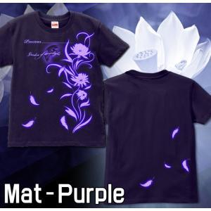 Tシャツ レディース 花柄 S M L サイズ Precious genju 05