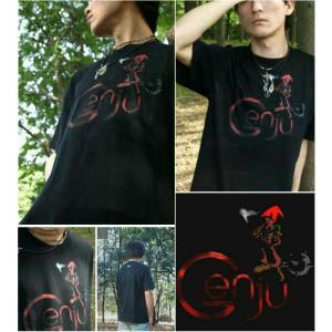 Tシャツ 半袖 長袖 XS S M L XL XXL XXXL 2L 3L 4L サイズ メンズ レディース RED CAP|genju|02