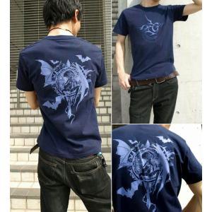 Tシャツ 悪魔 半袖 長袖 XS S M L XL XXL XXXL 2L 3L 4L サイズ メンズ レディース Midnight Queen|genju|02