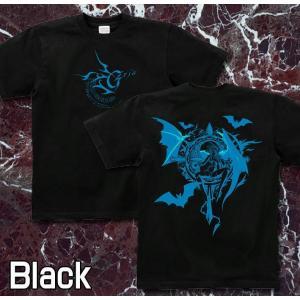 Tシャツ 悪魔 半袖 長袖 XS S M L XL XXL XXXL 2L 3L 4L サイズ メンズ レディース Midnight Queen|genju|05