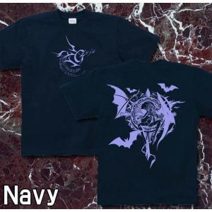 Tシャツ 悪魔 半袖 長袖 XS S M L XL XXL XXXL 2L 3L 4L サイズ メンズ レディース Midnight Queen|genju|06