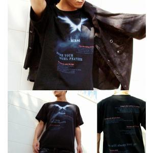 Tシャツ 羽 翼 ファンタジー 半袖 長袖 XS S M L XL XXL XXXL 2L 3L 4L サイズ メンズ レディース MIRAGE|genju|03