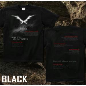 Tシャツ 羽 翼 ファンタジー 半袖 長袖 XS S M L XL XXL XXXL 2L 3L 4L サイズ メンズ レディース MIRAGE|genju|04