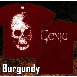 Tシャツ スカル ドクロ 半袖 長袖 XS S M L XL XXL XXXL 2L 3L 4L サイズ メンズ レディース Image of Death Type-1|genju|04