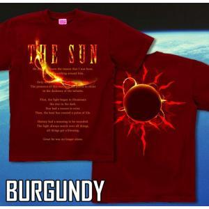 Tシャツ 太陽 アメカジ 半袖 長袖 XS S M L XL XXL XXXL 2L 3L 4L サイズ メンズ レディース SHINING|genju|06