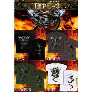 スカル ロック メタル Tシャツ 半袖 長袖 XS S M L XL XXL XXXL XXXL 2L 3L 4L サイズ メンズ かっこいい 人気商品 メール便なら送料180円〜 skull festival|genju|04