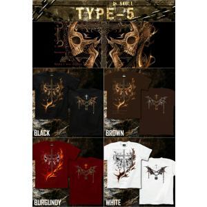 スカル ロック メタル Tシャツ 半袖 長袖 XS S M L XL XXL XXXL XXXL 2L 3L 4L サイズ メンズ かっこいい 人気商品 メール便なら送料180円〜 skull festival|genju|06