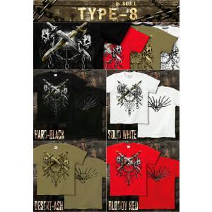 スカル ロック メタル Tシャツ 半袖 長袖 XS S M L XL XXL XXXL XXXL 2L 3L 4L サイズ メンズ かっこいい 人気商品 メール便なら送料180円〜 skull festival|genju|09