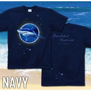 Tシャツ 鮫 海 夏 半袖 長袖 XS S M L XL XXL XXXL 2L 3L 4L サイズ メンズ レディース JewelBox -Shark-|genju|05