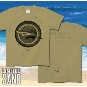 Tシャツ 鮫 海 夏 半袖 長袖 XS S M L XL XXL XXXL 2L 3L 4L サイズ メンズ レディース JewelBox -Shark-|genju|07