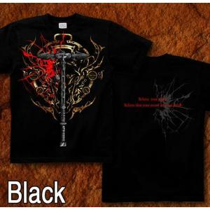 Tシャツ 武器 半袖 長袖 XS S M L XL XXL XXXL 2L 3L 4L サイズ メンズ レディース Sword Field -Thor's Hammer-|genju|05