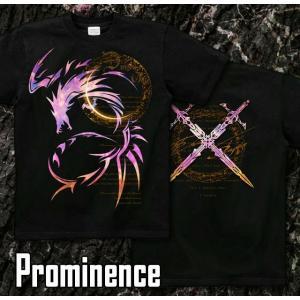 Tシャツ ドラゴン 竜 半袖 長袖 XS S M L XL XXL XXXL 2L 3L 4L ファイナル ファンタジー Dragons Crest|genju|12