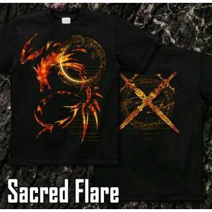 Tシャツ ドラゴン 竜 半袖 長袖 XS S M L XL XXL XXXL 2L 3L 4L ファイナル ファンタジー Dragons Crest|genju|07