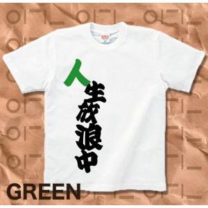 Tシャツ バカT 半袖 長袖 XS S M L XL XXL XXXL 2L 3L 4L サイズ メンズ レディース 人生放浪中|genju|05