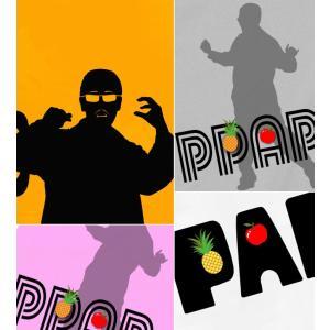 Tシャツ PPAP ペンパイナッポーアッポーペン 半袖 長袖 XS S M L XL XXL XXXL 2L 3L 4L サイズ メンズ レディース PPAP genju 02