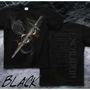 Tシャツ ドラゴン 竜 半袖 長袖 XS S M L XL XXL XXXL XXXL 2L 3L 4L サイズ Sword Field -Excalibur-|genju|06
