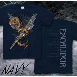Tシャツ ドラゴン 竜 半袖 長袖 XS S M L XL XXL XXXL XXXL 2L 3L 4L サイズ Sword Field -Excalibur-|genju|07