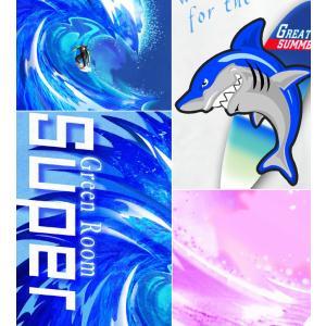 メール便なら送料180円〜 サーフボード Tシャツ 海 夏 サーフィン 長袖あり XS S M L XL XXL 2L 3L SUPER SURF|genju|03