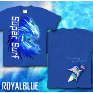 Tシャツ サーフボード 海 夏 サーフィン 半袖 長袖 XS S M L XL XXL XXXL 2L 3L 4L サイズ メンズ レディース SUPER SURF|genju|06