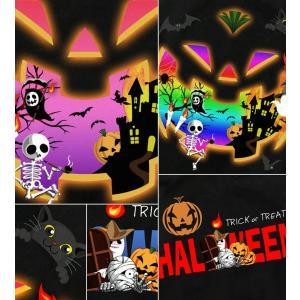 ハロウィン Tシャツ コスプレ 仮装 tシャツ カボチャ スカル 幽霊 Halloween XS S M L XL XXL XXXL XXXL 3L 4L サイズ メンズ レディース Halloween Unicerse|genju|03