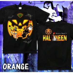 ハロウィン Tシャツ コスプレ 仮装 tシャツ カボチャ スカル 幽霊 Halloween XS S M L XL XXL XXXL XXXL 3L 4L サイズ メンズ レディース Halloween Unicerse|genju|05