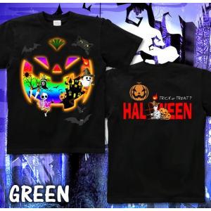 ハロウィン Tシャツ コスプレ 仮装 tシャツ カボチャ スカル 幽霊 Halloween XS S M L XL XXL XXXL XXXL 3L 4L サイズ メンズ レディース Halloween Unicerse|genju|09